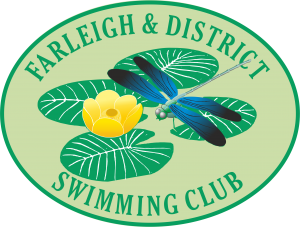 Farleigh and District Swimming Club logo - Farleigh Hungerford